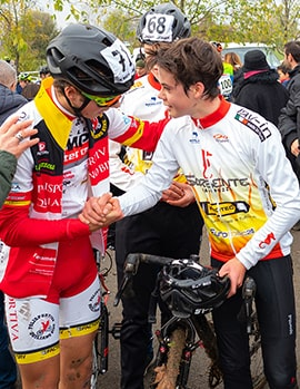 lo spirito sportivo nel ciclocross