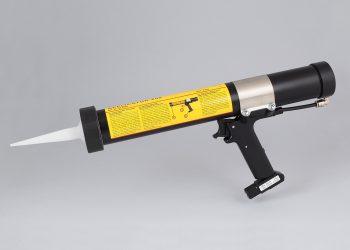 pistola pneumatica per sigillanti in sacchetto da 600