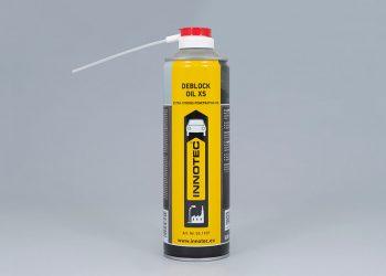 Sbloccante spray auto