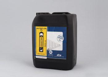 olio medicinale registrato NSF, lubrificazione macchinari nell'industria alimentare