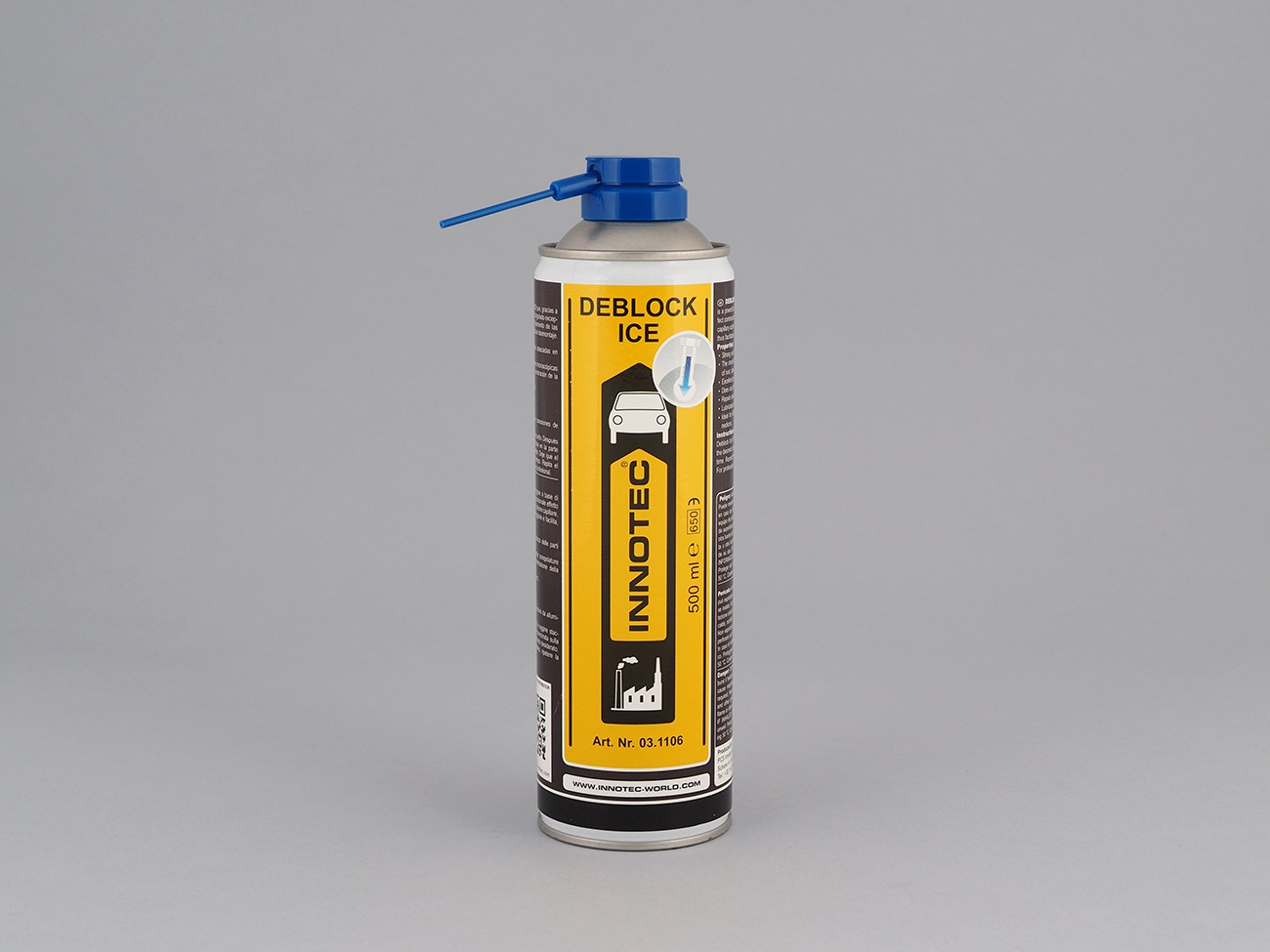 solvente sbloccante contro la ruggine, sbloccante ruggine, effetto raffreddamento