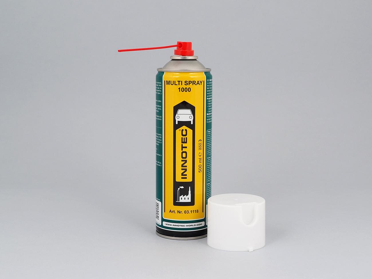 Lubrificante sbloccante, lubrificante idrorepellente, anti-corrosivo, isolante elettrico