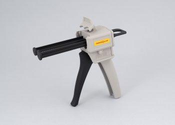 Pistola, pistola manuale, pistola per bi-componente