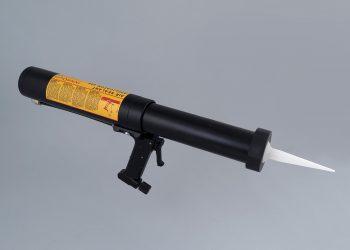 pistola pneumatica per cartucce e sacchetti