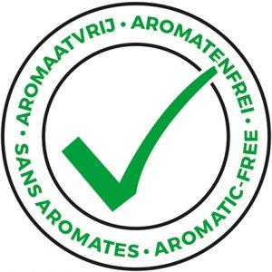 simbolo privo di composti aromatici