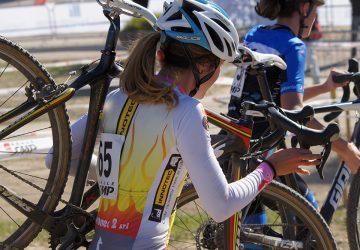ciclocross i preparativi