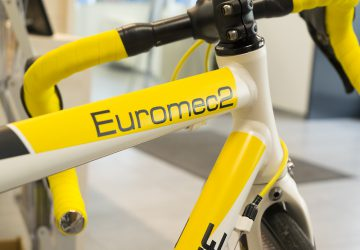 dettaglio bicicletta Euromec2