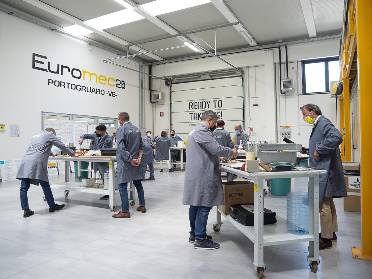 Euromec2 Academy formazione ai venditori