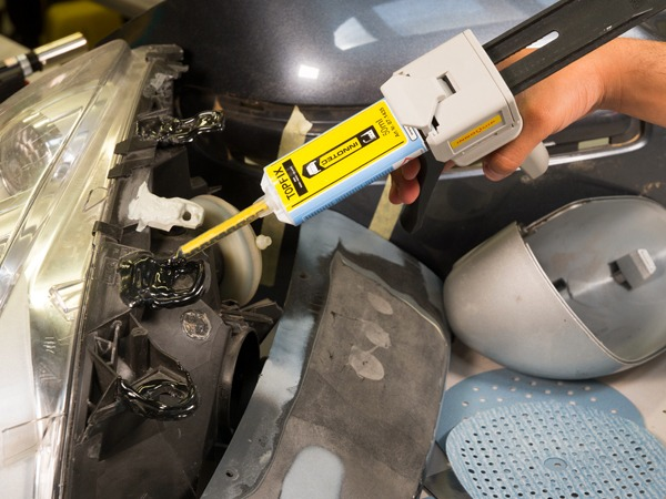 Topfix riparazione plastiche auto