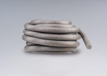 Cordone in schiuma di polietilene, cordone per sigillature professionali, riempimento di fughe troppo profonde