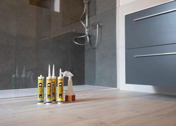Sigillante per bagno, sanitari e box doccia: Easy Seal di Innotec