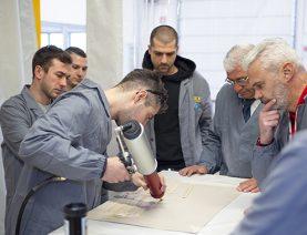 Impara dai nostri tecnici - Scopri il team e i corsi dell' Academy