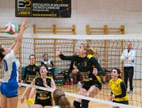 Le nostre squadre di atleti - Vola Volley Cinto e ASD Sorgente Pradipozzo