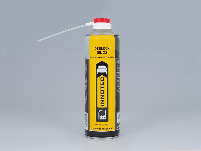 sbloccante spray Innotec Deblock Oil XS